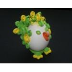 Яйцо в стиле квиллинг
