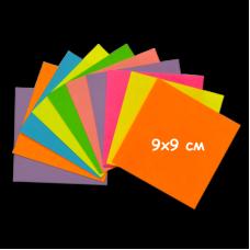 """Бумага для классического оригами """"Солнечное настроение"""", 9х9 см, 50 л., 80г/м2 /121201 - TM VAOSTUDIO"""
