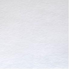 Флис листовой, 20х30 см, белый / 202001