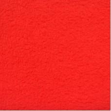 Флис листовой, 20х30 см, красный / 202023