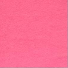 Флис листовой, 20х30 см, розовый / 202024