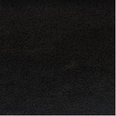 Флис листовой, 20х30 см, черный / 202031