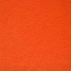 Флис листовой, 20х30 см, оранжевый / 202054