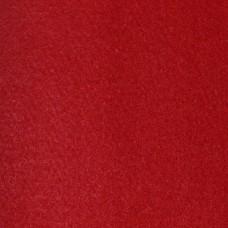 Фетр листовой, производство Китай, 20х30 см, толщина 1 мм, 100% полиэстер, красный / 233001