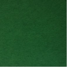 Фетр листовой, производство Китай, 20х30 см, толщина 1 мм, 100% полиэстер, зеленый / 233008