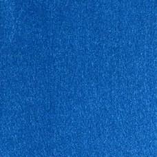 Фетр листовой, производство Китай, 20х30 см, толщина 1 мм, 100% полиэстер, синий / 233010