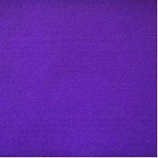 Фетр листовой, производство Китай, 20х30 см, толщина 1 мм, 100% полиэстер, фиолетовый / 233011