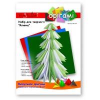 """Елка, набор для творчества, серия """"Модульное оригами"""" /OK-230/ 101230 - TM VAOSTUDIO"""