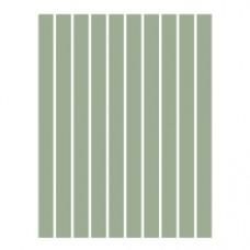 Набор полосок бумаги для квиллинга, 1 цвет (серый), 1,5х295 мм, 160 г/м2, 100 шт. /QP-160-85-01/ 105085 - TM VAOSTUDIO