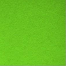 Фетр листовой, производство Китай, 20х30 см, толщина 1 мм, 100% полиэстер, светло-зеленый / 233007